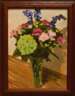 Flowers in Vase V