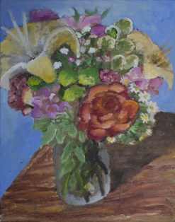 Flowers in Vase III
