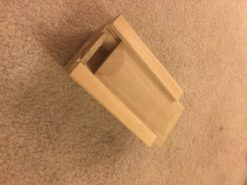 Box with Sliding Top