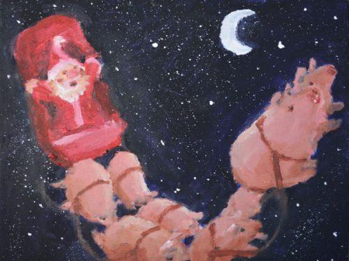 Hogwild Santa