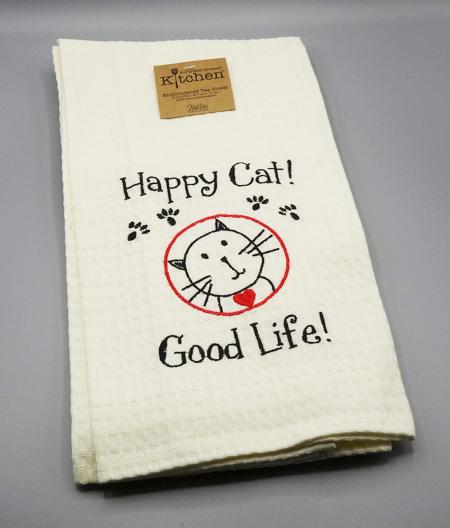 Happy Cat, Good Life